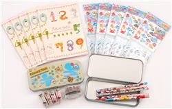 modes4u Facebook Japanese Stationery Giveaway, ends July 6th, 2015