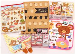 modes4u Facebook Rilakkuma Re-Ment Giveaway, ends August 3rd, 2015