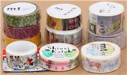 modes4u Facebook Washi Tape Giveaway, ends October 19th, 2015