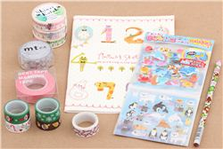 modes4u Japanese Stationery  Facebook giveaway, ends December 21st, 2015