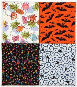 modes4u Halloween Fabric Giveaway, ends October 3rd, 2016