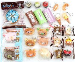 modes4u Rilakkuma Dessert Squishy Giveaway, ends January 25th, 2016