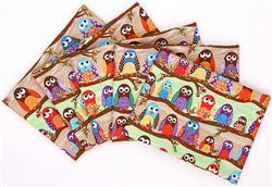modes4u What a Hoot owl fabric giveaway, ends January 11th, 2016