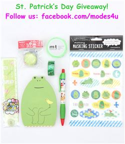 modes4u St. Patrick's Day Giveaway, ends March 17th, 2017