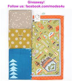 modes4u Fabulous Fabrics Giveaway, ends June 5th, 2017
