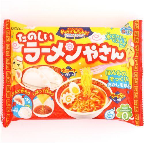 Kit Popin' Cookin' fai da te Tanoshi Ramen