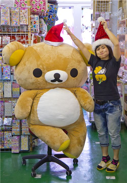 Lok and Rilakkuma present some kawaii ideas for your advent calendar
