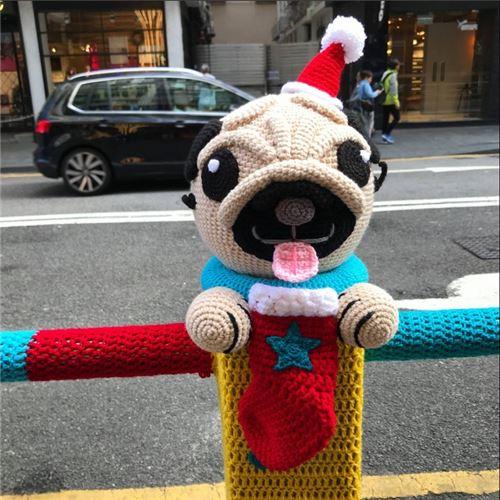 Cachorro Pug Em Crochê Amigurumi Cãozinho Pelúcia - R$ 115,00 em ... | 500x500