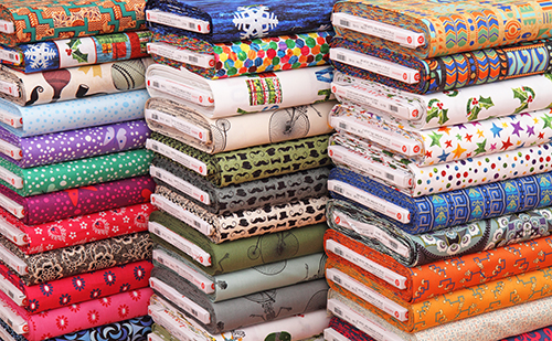 New: Our Andover Fabrics in our Shop