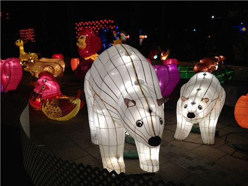 Polar Bear Lanterns