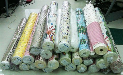 Big delivery of new Kokka fabrics from Japan 1