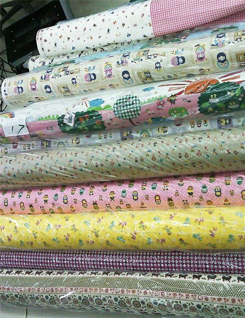 Big delivery of new Kokka fabrics from Japan 2