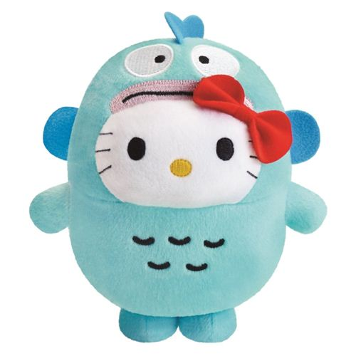 Bubbly Day Hello Kitty Han Gyodon plush toy for 24h-delivery orders