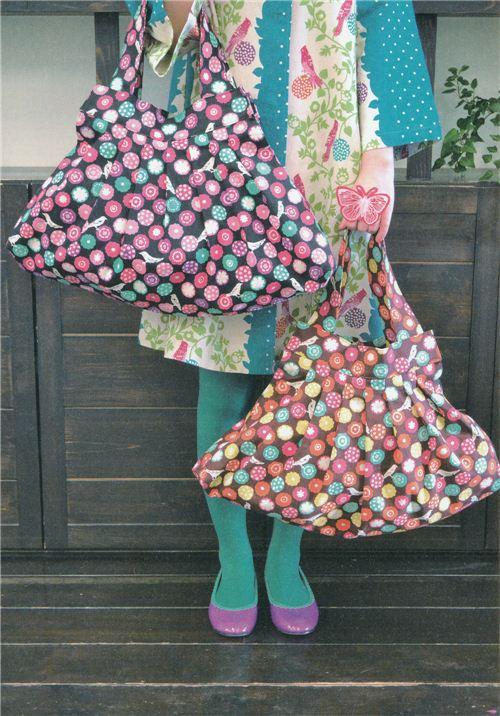 super pretty Echino Canvas Bonbon Fabric