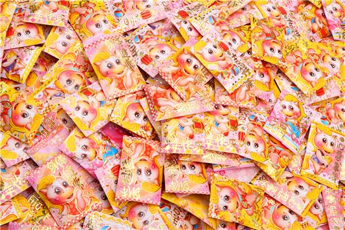 The next 3,600 orders will get a free kawaii red pocket for Chinese New Year