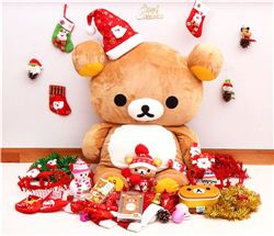 Rilakkuma's favorite Christmas presents
