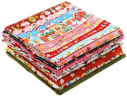 Christmas Fabric Giveaway with Tea Rose Home (ends on Oct 1st, 2015)