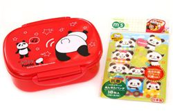 Panda Bento Giveaway with Bento Daisuki (ends on Dec 23rd, 2015)