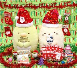 Sumikkogurashi Cat & Penguin's favorite Christmas presents from modes4u.com