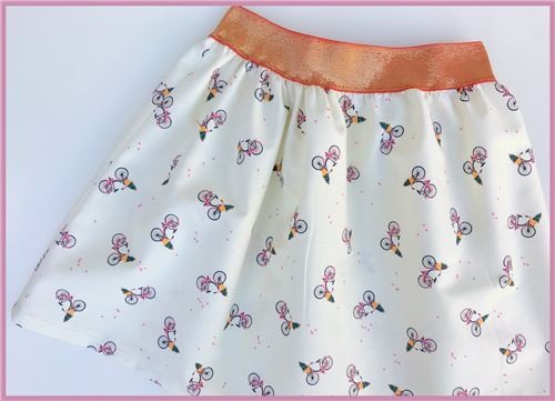 A very sweet skirt!
