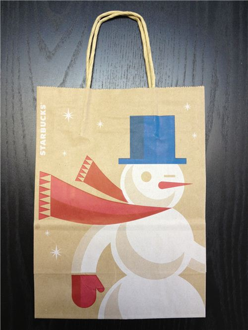 Christmas Crafts Christmas Paper Bag Makeover Modes Blog