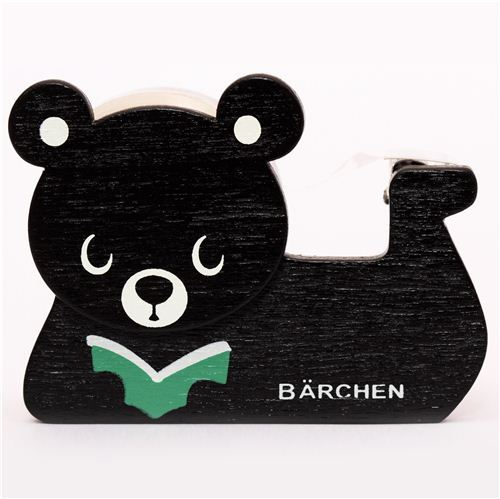 black bear deco tape dispenser cutter Decole