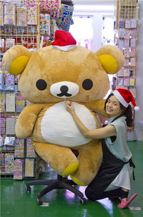 Christmas gift ideas by Rilakkuma and Karen 1