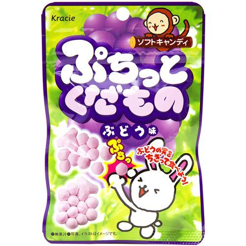 Puchitto Kudamono grape candy Popin' Cookin'