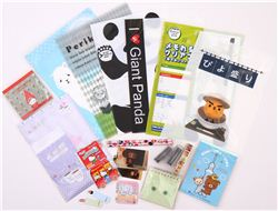 modes4u Japanese stationery giveaway, ends March 3rd, 2014