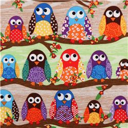 modes4u what a hoot owl fabric Facebook giveaway, ends March 31st, 2014