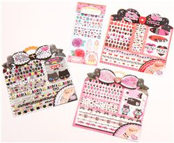 modes4u fingernail stickers Facebook giveaway, ends October 6th, 2014