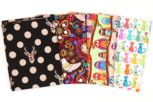 Hurry and join our fabric bundle giveaway with Sew Magazine!