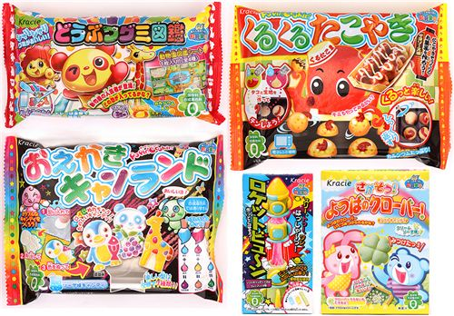 You can find these new Popin' Cookin' candy sets in our shop