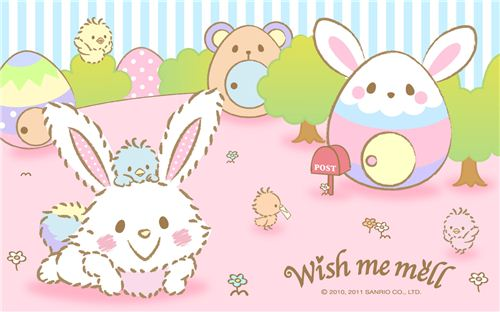Wish me mell wallpaper
