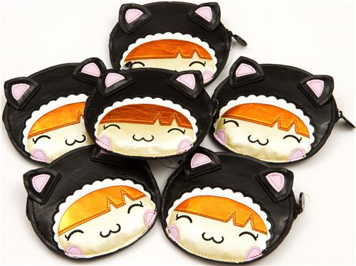 6 lucky winners will get a Halloween Momiji pouch in our giveaway