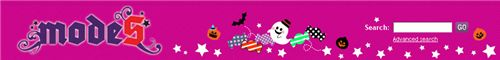 Halloween Shop header 3