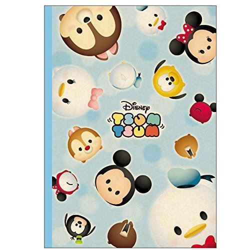 blue Disney character Mickey Minnie Mouse notebook exercise book