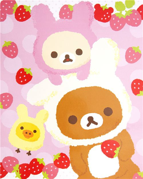 modes4u and Rilakkuma wish all of you happy Easter