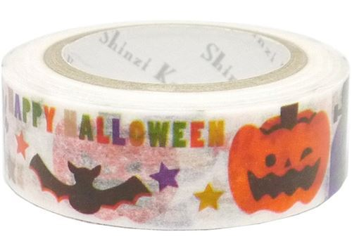 Halloween modes blog - Idee deco masking tape ...