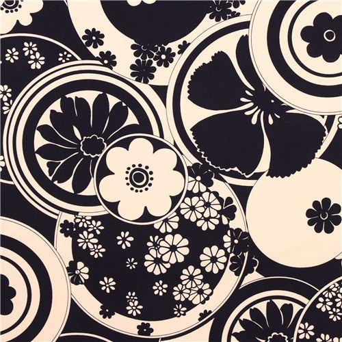 cream heavy oxford fabric Yuka Alexander Henry USA