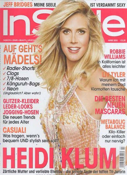 Instyle Magazine contacted us 1