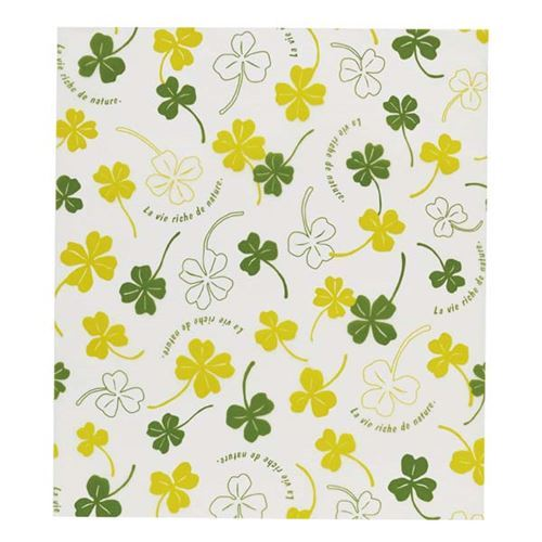 clover bento box food sandwich wrapping papers