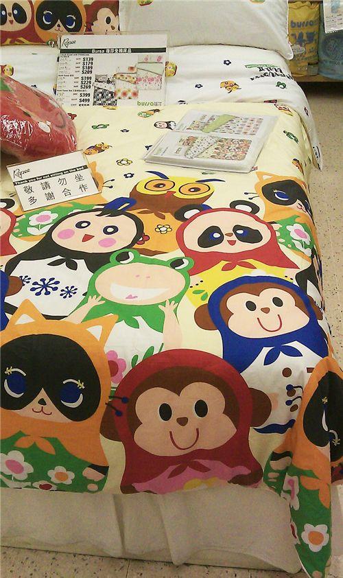 Kokka style bedsheets 2