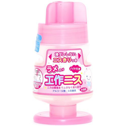 varnish for miniature paper clay projects from Japan