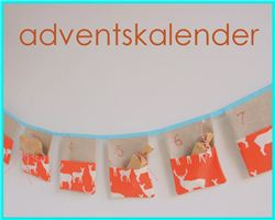 DIY Advent Calendar (Dutch blog)