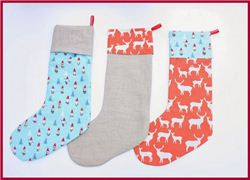 Christmas stockings (Dutch blog)