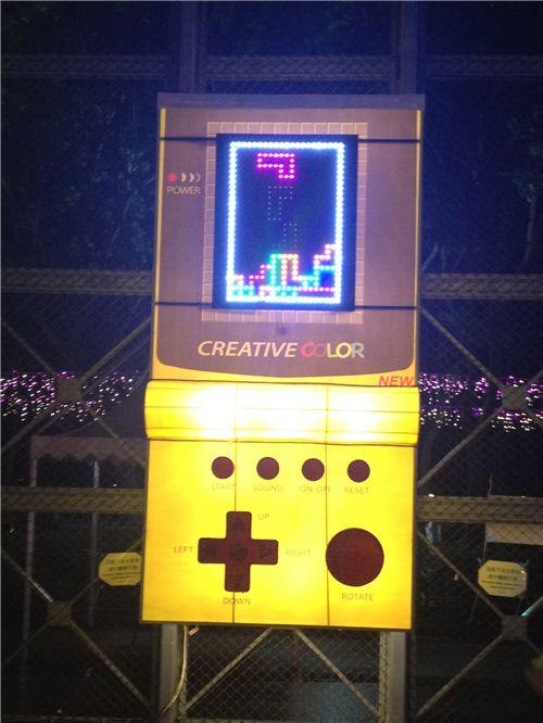 gameboy lantern