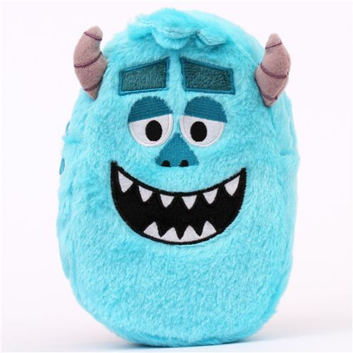 fluffy Monsters University Monster Inc. Sulley pencil case