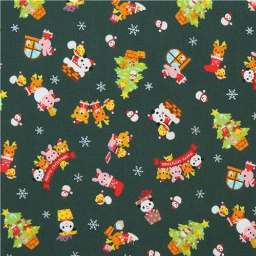 More Japanese fabrics by Cosmo Fabrics 2