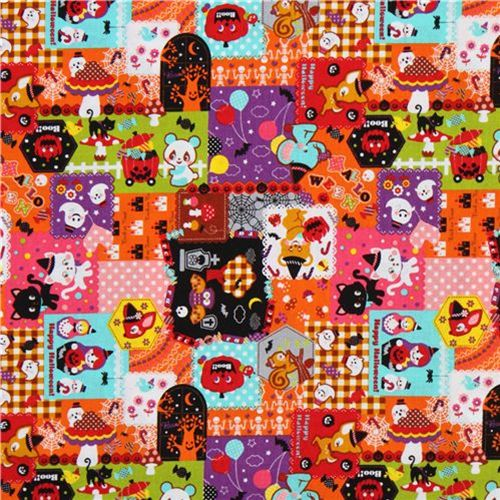 More Japanese fabrics by Cosmo Fabrics 4